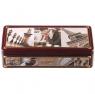 Чайный набор Hilltop в шкатулке Трио - Парижские каникулы 150 гр
