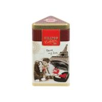 Чай Hilltop с чабрецом в Треугольная банка Парижские каникулы 80гр