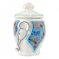 Чай Hilltop Молочный оолонг в керамической чайнице Слон 100 гр