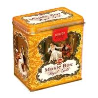 Чай Hilltop Королевское золото в музыкальной шкатулке 100 гр