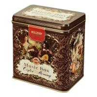 Чай Hilltop Цейлонское утро в музыкальной шкатулке 100 гр