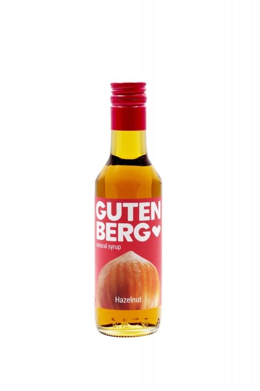 Сироп Gutenberg Лесной орех 1 л