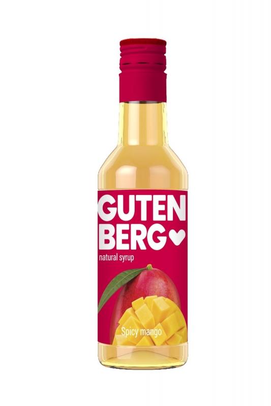 Сироп Gutenberg Пряный манго 250 мл