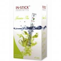 Чай IN-STICK китайский зелёный с жасмином в стиках 16шт х 2 г