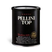 Кофе молотый Pellini Top в банке 250гр