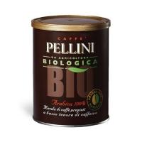 Кофе молотый Pellini BIO в банке 250гр