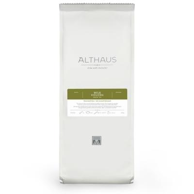 Чай Althaus Milk Oolong зелёный листовой 250 гр