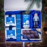 Чайный подарочный набор в белоснежной упаковке «Вдохновение»