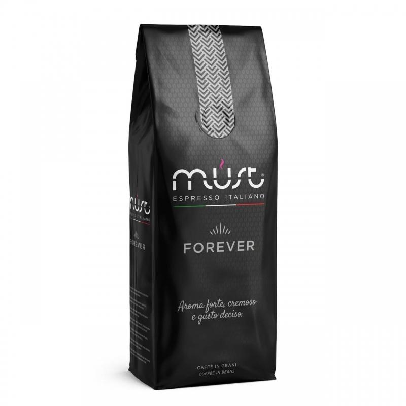Кофе в зернах Must Cremoso 1 кг