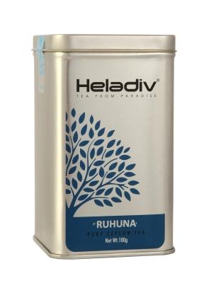 Чай черный Heladiv Ruhuna Tea элитный цейлонский с плантации Рухуна 100 г