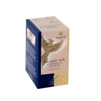 Белый чай в пакетиках Sonnentor с имбирем и травами 18шт х по 15 г