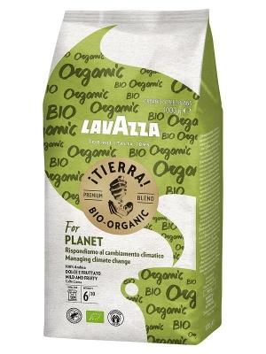 Кофе в зернах Lavazza Tierra BIO Planet 1000 г