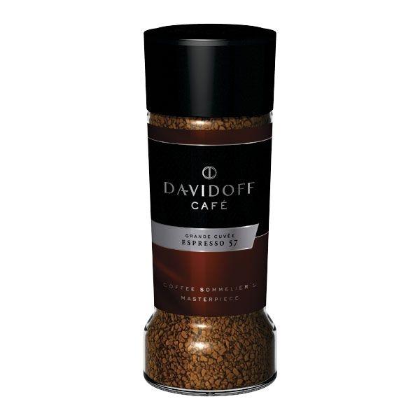 Кофе Davidoff Espresso 57 растворимый 100 гр