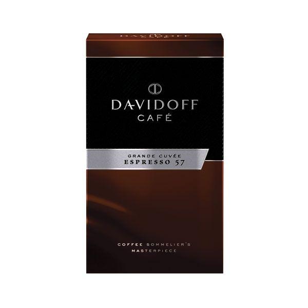 Кофе Davidoff Espresso 57 молотый 250 гр