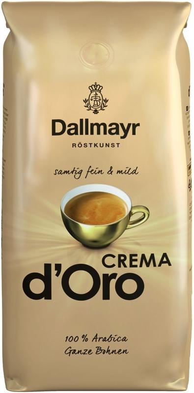 Кофе Dallmayr Crema d'Oro зерновой 500 г