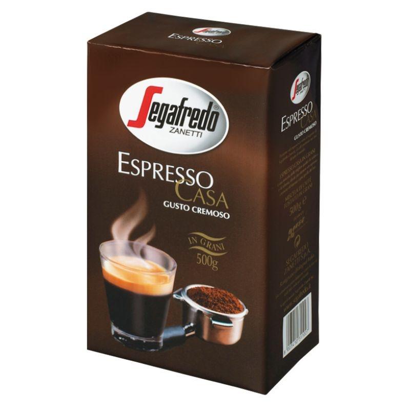 Кофе Segafredo Espresso Casa в зернах 500 гр