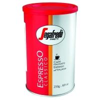 Кофе Segafredo Espresso Classico молотый 250гр