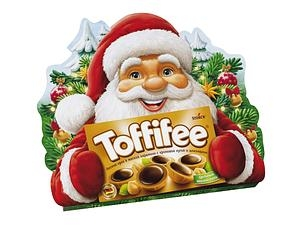 Шоколадный набор Toffifee Санта 125 г