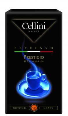 Кофе Cellini Prestigio молотый 250 г