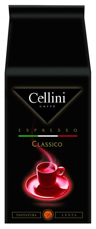 Кофе Cellini Classico в зёрнах 1 кг