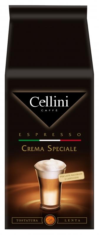 Кофе Cellini Speciale в зёрнах 1 кг
