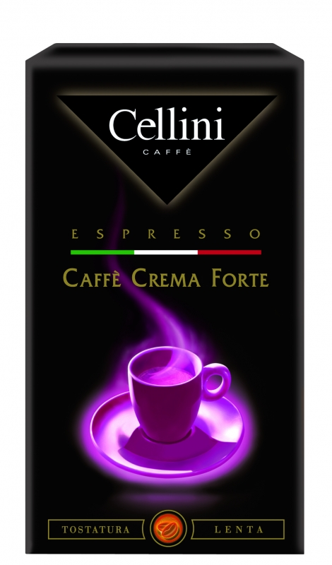 Кофе Cellini Forte молотый 250 г