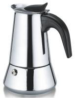 Гейзерная кофеварка Italco Induction на 6 порций, 240 мл (аналог Bialetti Venus)