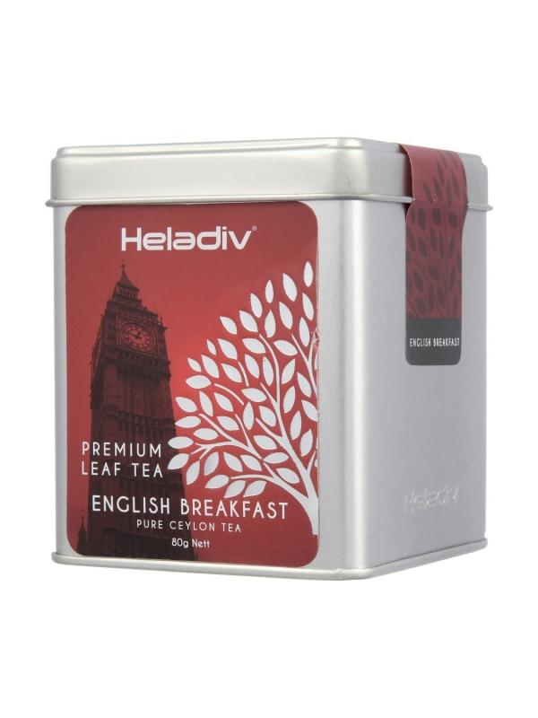 Чай черный Heladiv English Breakfast 80 г
