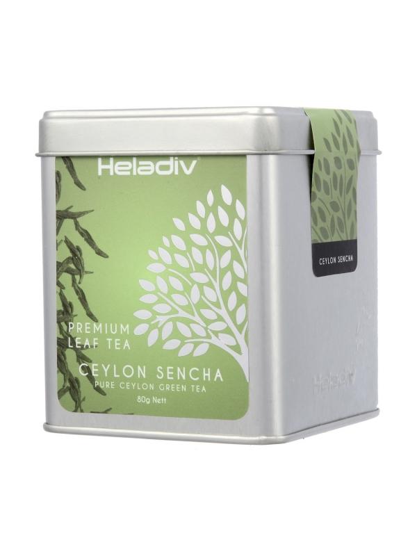 Чай зеленый Heladiv Ceylon Sencha листовой 80 г