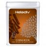 Чай черный Heladiv Pyramid Cinnamon с маслом корицы в пирамидках 15 шт