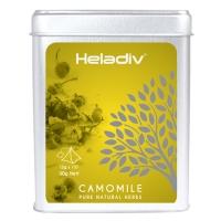 Чай травяной Heladiv Pyramid Cammomile с цветами ромашки в пирамидках 15шт