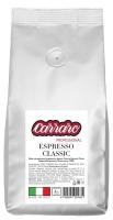 Кофе Carraro Espresso Сlassic в зёрнах 1кг