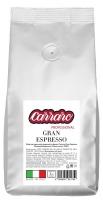 Кофе Carraro Gran Espresso в зёрнах 1кг