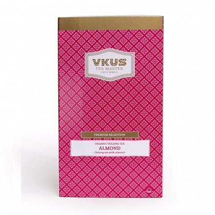 Чай VKUS Улун с Миндалем 20 шт х 1,75 г