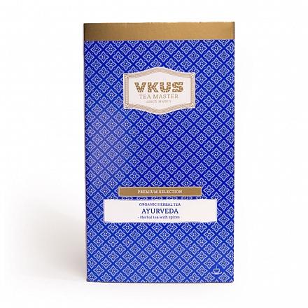 Чай VKUS Травяной Аюрведа 20 шт х 2 г