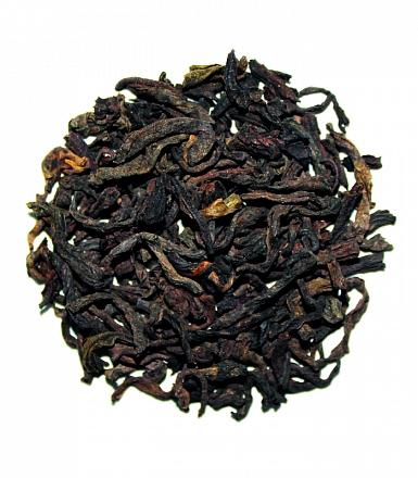 Чай VKUS Черный Пуэр 120 г