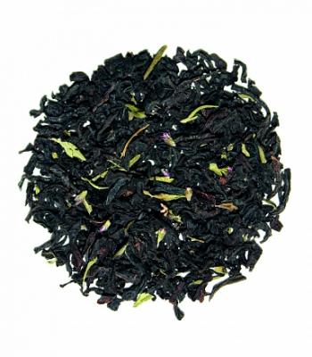 Чай VKUS Черный c Чабрецом 130 г