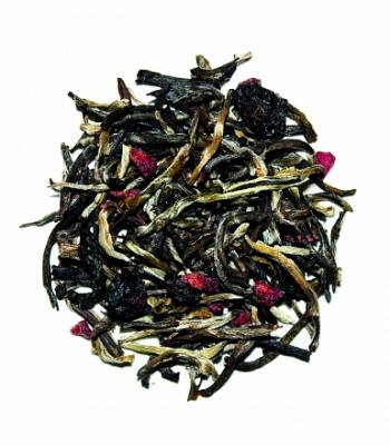 Чай VKUS Белый со Смородиной 160 г