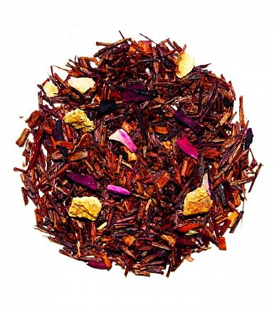Чай VKUS Цитрусовый Ройбуш со вкусом апельсина и мандарина 130 г