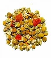 Чай VKUS Травяной Ромашка с Апельсином 70 г