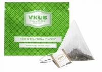 Чай VKUS Зелёный Классическая Сенча 50шт х 1,75 г