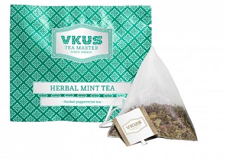 Чай VKUS Травяной Мятный 50 шт х 2 г