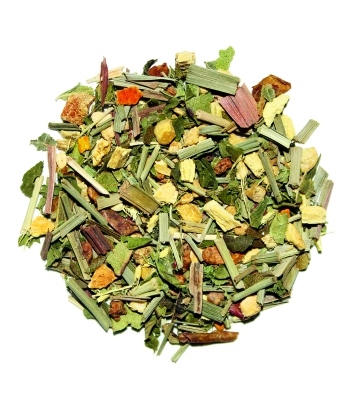 Чай VKUS Травяной имбирный 50 шт х 2 г