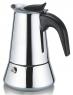 Гейзерная кофеварка Italco Induction на 4 порции, 160 мл (аналог Bialetti Venus)
