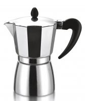 Гейзерная кофеварка Italco Soft на 3 порции, 120 мл (аналог Bialetti Dama)