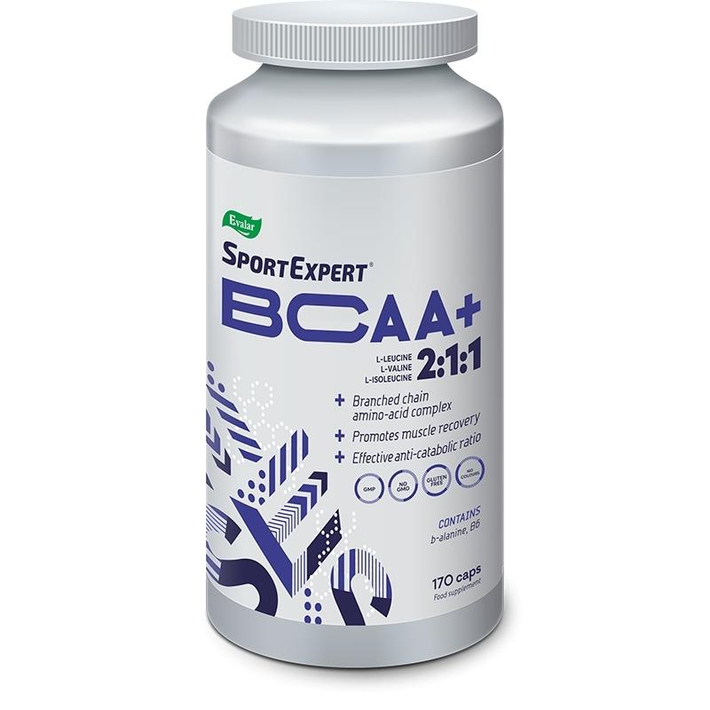 БЦАА+ СпортЭксперт N170 510 мг
