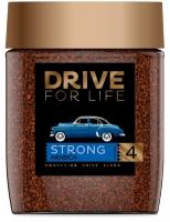 Кофе Drive For Life Strong №4 сублимированный 100 г