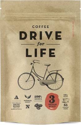 Кофе Drive For Life Medium №3 сублимированный 150 г