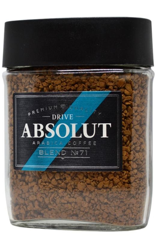 Кофе Absolut DriveBlend№71 сублимированный 95 г