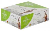 Чай зелёный пакетированый Steuarts Tea Green Tea Royal 100шт